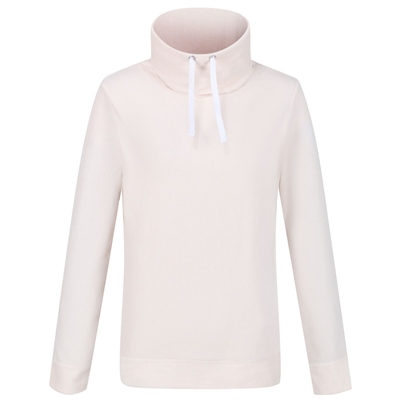 Regatta Hepzibah Womens Sweatshirt Light Vanilla 2021 1
