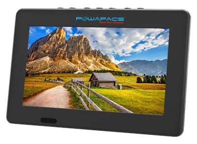 "Powapacs 12"" DVB Portable TV  1"