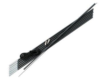 Gelert Fibreglass Pole Kit 4m x 8.6mm