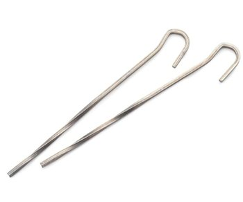 Gelert Steel Skewer Peg Pack  - Click to view a larger image