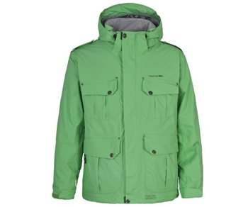Trespass SPITTLEBUG Mens Ski and Snow Jacket   - Click to view a larger image