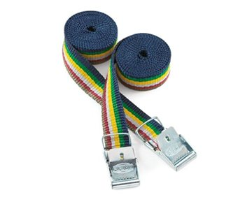Gelert Arno Luggage Straps   - Click to view a larger image