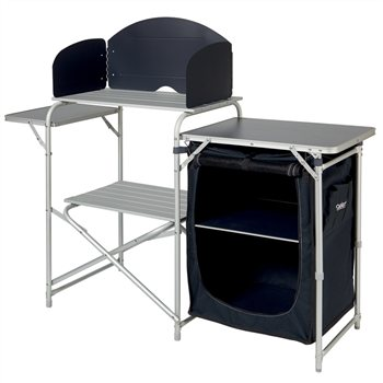 Gelert Xl Aluminium Kitchen Stand And Cupboard