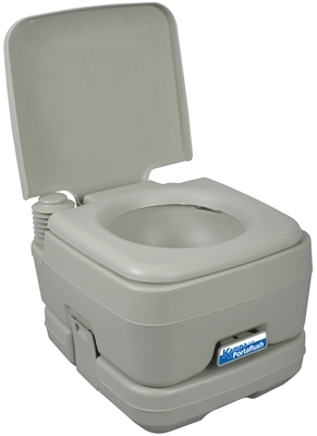 Kampa Portaflush 10 Portable Toilet   - Click to view a larger image