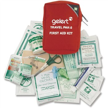Gelert Travel Pak 2 First Aid Kit   - Click to view a larger image