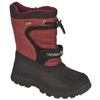 Trespass - Kukun Kids Snow Boots