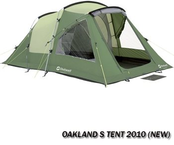 Outwell Oakland S Tent 2010 Deluxe Collection - Click to view a larger image  sc 1 st  C&ing World & Outwell Oakland S Tent 2010 Deluxe Collection | CampingWorld.co.uk