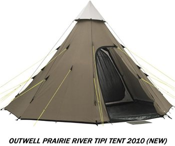 I prefer that to the Indian Lake.  sc 1 st  UK C&site & Outwell Prairie River tent (tipi) UKCampsite.co.uk Tent talk ...