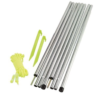 Outwell Upright Steel Pole Set   - Click to view a larger image
