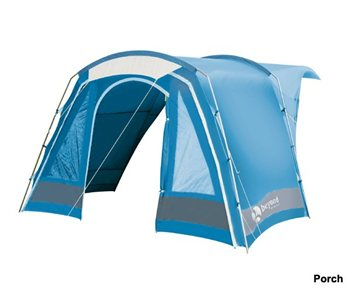 Beyond Corvus 6 Plus 2 Tunnel Tent PORCH 2010 - Click to view a larger image  sc 1 st  C&ing World & Beyond Corvus 6 Plus 2 Tunnel Tent PORCH 2010 | CampingWorld.co.uk