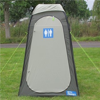 Kampa Privvy Toilet Tent  - Click to view a larger image