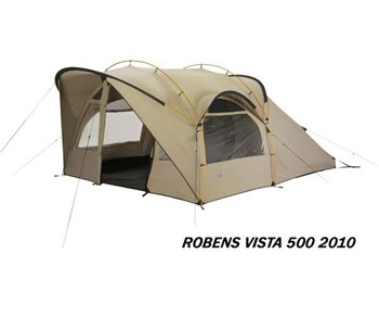 Robens Vista 500 Outback Polycotton Tent 2010 - Click to view a larger image  sc 1 st  C&ing World & Robens Vista 500 Outback Polycotton Tent 2010 | CampingWorld.co.uk