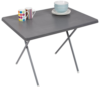 Kampa Duplex Plastic Table  - Click to view a larger image
