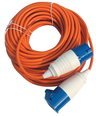Kampa - Mains Connection Lead 25M