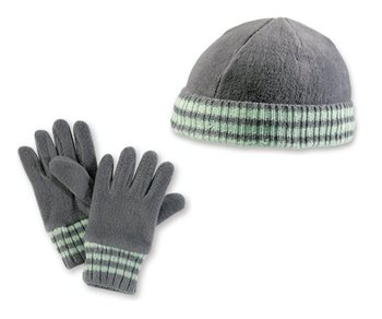 Gelert Boys Hat & Gloves Set