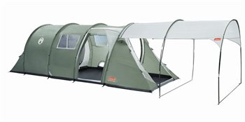 Coleman Coastline 6 Deluxe Tunnel Tent FRONT PORCH 2010 - Click to view a larger image  sc 1 st  C&ing World & Coleman Coastline 6 Deluxe Tunnel Tent FRONT PORCH 2010 ...
