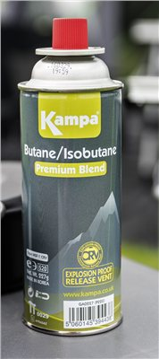 Kampa 227g Gas Cartridge  - Click to view a larger image