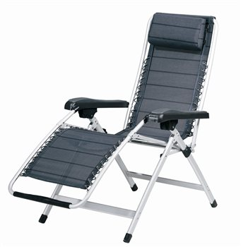 Outwell Hudson Relax Chair   Click To View A Larger Image