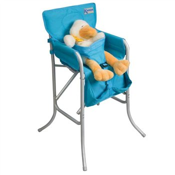 Kampa Dometic Tiny Tot High Chair CampingWorld.co.uk