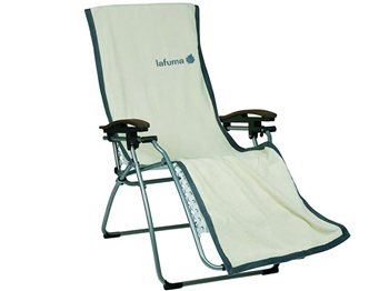 Lafuma Recliner Towel Campingworld Co Uk