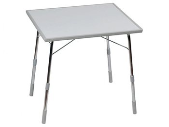 Lafuma louisiane adjustable small table - Lafuma camping table ...