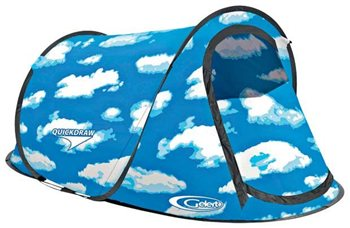 Gelert Quick Draw Festival Pop Up Tent Cloud Print 2010 - Click to view a larger  sc 1 st  C&ing World & Gelert Quick Draw Festival Pop Up Tent Cloud Print 2010 ...
