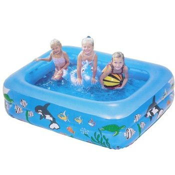 Sevylor 300L Swimming Paddling Pool  - Click to view a larger image