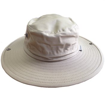 White Rock Classic Outback Hat KHAKI  - Click to view a larger image