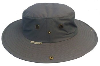 White Rock Classic Outback Hat DARK GREY