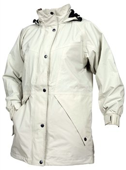 White Rock Bora Women's Jacket STONE  - Click to view a larger image