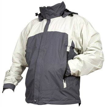 White Rock Cyclone Men's Jacket SLATE/STONE  - Click to view a larger image