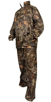 White Rock Waterproof Wetlands Camo Cag Set  - Click to view a larger image