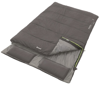 Outwell Roadtrip Double Sleeping Bag 2020 Campaign Special    - Click to view a larger image