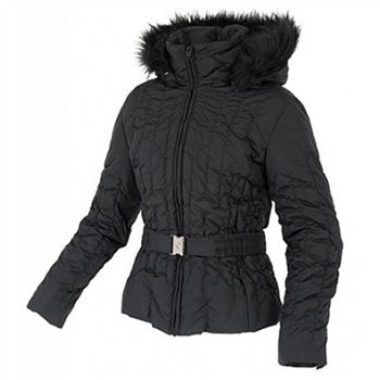 White Rock Sleek Womens Down Jacket  - Click to view a larger image