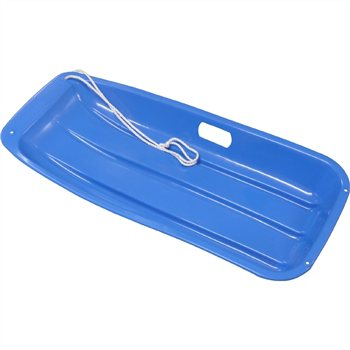Manbi Plastic Toboggan Style Sledge  - Click to view a larger image