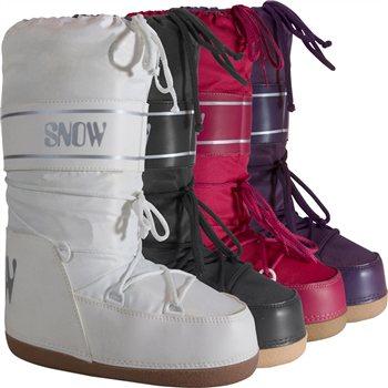 Manbi Kids Black Space Boots