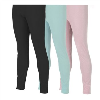 White Rock Womens Thermal Base Layer Pants   - Click to view a larger image