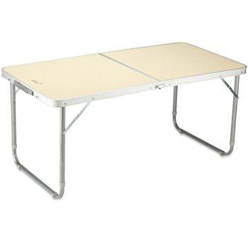 gelert double folding table campingworld co uk