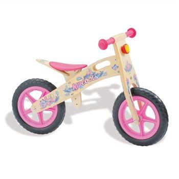 Canyon Kidcool Wooden Girls Balance Bike
