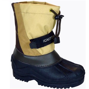 Manbi Ignition Kids Technical Snow Boots  - Click to view a larger image