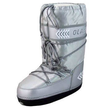 Olang Crystal Moon Boots Argento Silver   - Click to view a larger image