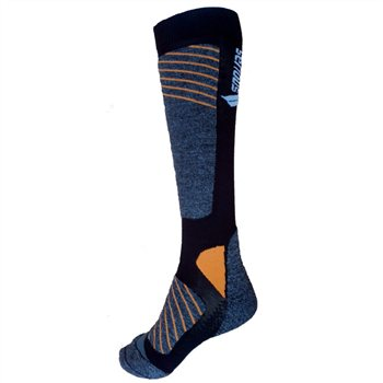 Serious Owen Anatomic Ski Sock