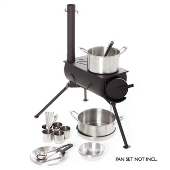 Camping World Frontier Portable Wood Burning Stove ...