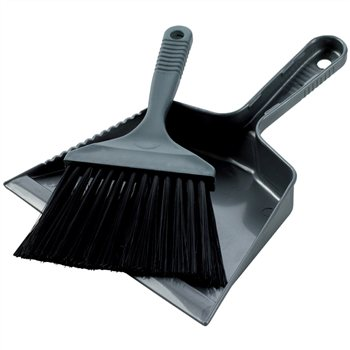 Easy Camp Dustpan & Brush 2019  - Click to view a larger image