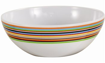 Outwell Melamine Summer Bowl   - Click to view a larger image