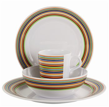 Outwell Melamine Summer Picnic Set   - Click to view a larger image