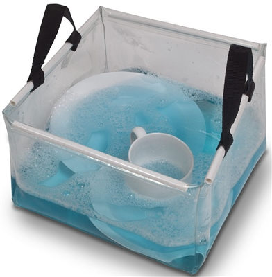 Kampa Folding Wash Bowl   - Click to view a larger image