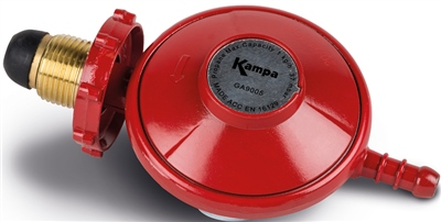 Kampa Propane Regulator with Handlewheel