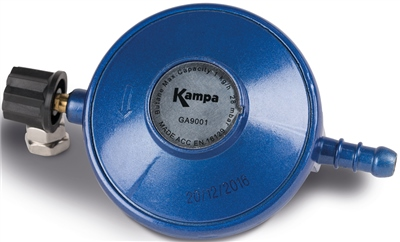 Kampa Camping Gas Type Regulator   - Click to view a larger image