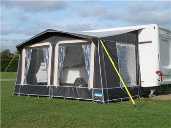 Kampa Jamboree 390 Awning  - Click to view a larger image